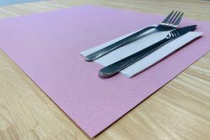 tovagliette rosa