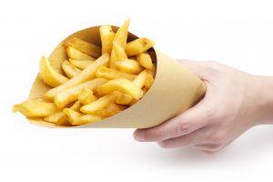 Coni per fritti
